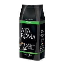 <b>Зерновой кофе Alta Roma</b> Verde 1 кг купить - Цена в Москве от ...