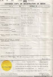 Create Your Own Kenyan Birth Certificates And Save