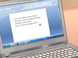 Citing A Quote Apa Lovely 5 Ways To Cite A Website In Apa Wikihow