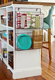 Craft For Kitchen Golden Boys And Me Towels The End And Wire Baskets