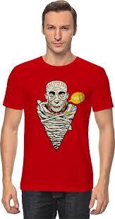 Футболка <b>классическая Printio Mummy</b> #794038