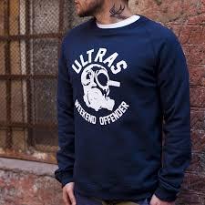 Weekend Offender AW14. В продаже новые толстовки, свитера ...