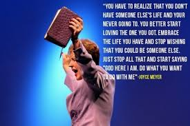 Joyce Meyer-Love Her!!! | Quotes-Sayings, Etc.... | Pinterest ... via Relatably.com