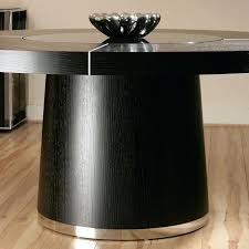 black and oak dining table round dining table with lazy tables black oak dining table and
