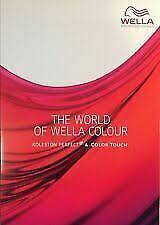 Colour Touch Colour Chart Details About Wella Koleston Perfect Me Color Touch Colour Chart