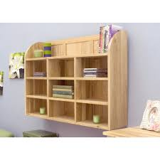 mobel solid oak reversible. Baumhaus Mobel Solid Oak Reversible Wall Rack COR07B