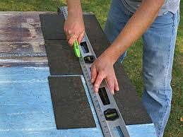 3 Tab Shingles Installation Starterstrips For The Eaves And Simple Design