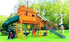 pictures of homemade swing sets home depot set accessories alternative views wooden in house swi