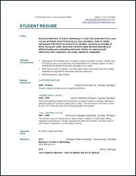 Sales And Marketing Resume Sales Representative Resume Template New ...