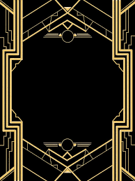 Party Templates Great Gatsby Party Invitations Great Gatsby Party Invitations With