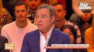 Fabien Lecoeuvre révèle les raisons de sa (violente) brouille avec Michel  Polnareff... et c'est une histoire de gros sous ! (VIDEO)