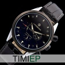 automatic watch swiss promotion shop for promotional automatic classic luxury mens auto self winding mechanical mens black leather swiss watch