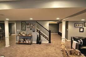 Basement Layout Design Set Awesome Decoration