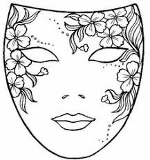 Small Picture African Mask Drawings This free clip art is designed to help you