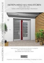 Holz Aluminium Haustüren Aktion By Josef Fenster Türen Issuu
