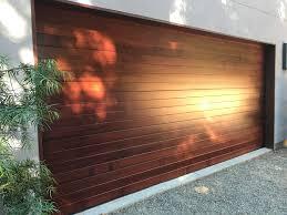 modern wood garage door. Click On Any Custom Garage Door To View A Larger Version. Modern Contemporary Garage1 Wood