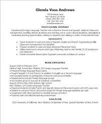 Language Skills Resume Impressive Foreign Language Skills In Resume Professional User Manual EBooks