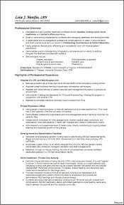 Resume For Nurses Healthcare Nursing Sample Resume New Grad Intended For Registered 53