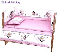 minnie mouse crib bedding sets baby mouse crib bedding set for minnie mouse cot quilt set