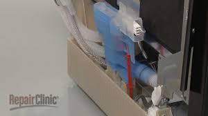 How To Repair Dishwasher Bosch Dishwasher Float Replacement Repair 00440670 Diy