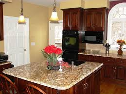 Delighful Painting Cherry Kitchen Cabinets White Inside Decor