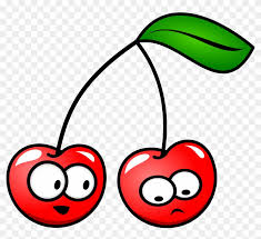 نتیجه تصویری برای cherry clipart