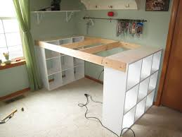 desk with cubby holes capable imagine do it yourself white craft desk