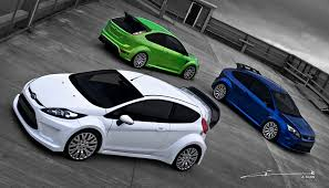 Kahn Ford Focus RS and Fiesta ST with Cosworth Wheels Released ...