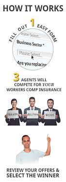 workers comp insurance quote compare quotes from 3 agents