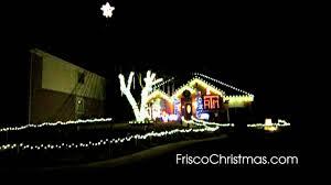 Aggie War Hymn Christmas Lights Frisco Christmas 2012 Aggie War Hymn Texas A M