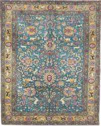 tehran rugs is very hard to find and it is very expensive