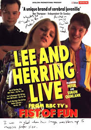 Lee and herrings fist of fun