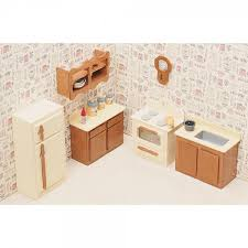where to buy miniature furniture. Simple Miniature Dollhouse Furniture Kit  Kitchen Loading Zoom For Where To Buy Miniature O