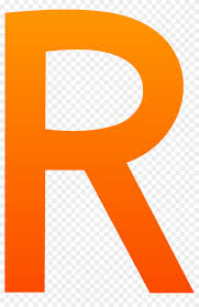 Letter R Rated Clip Clip Art Free Letter R Free Transparent Png