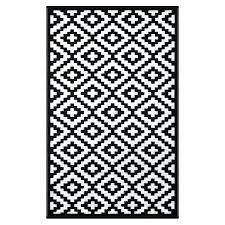 plastic rugs nirvana black white lightweight indoor outdoor reversible plastic rug plastic rugs australia