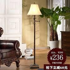 rustic floor lamps continental retro rustic floor lamp creative living room bedroom study character vertical standing