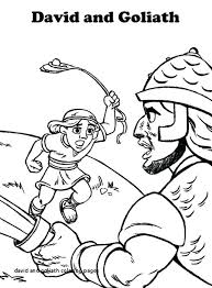 David And Goliath Worksheets Winio
