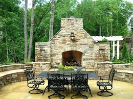 how to build an outside fireplace outdoor fireplace chimney how to build fireplaces build stone fireplace