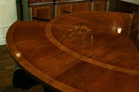 round dining tables for 10 gallery and antique reion expandable table inspirations