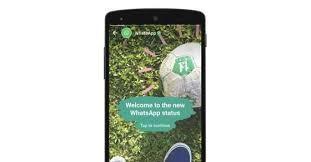 Anda juga bisa menggunakan aplikasi wa ini di laptop atau pc. Whatsapp Status How To Add Multiple Pictures Or Videos To Your Status Tech News