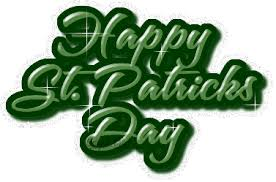 Image result for St. Patricks Day 2019 animation