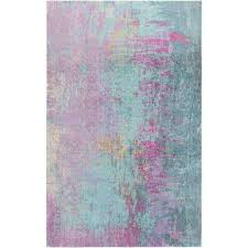 puma bright purple 5 ft x 8 ft indoor area rug
