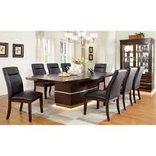9 pc dining room set beautiful counter height dining set with leaf 9 piece dining set