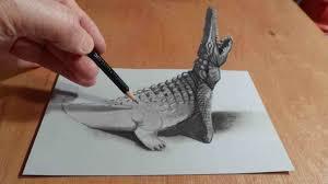pencil draw art rhdrawingartisticcom d 3d easy painting