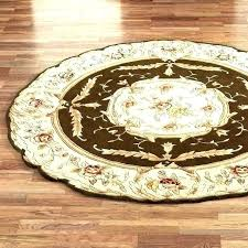 8 ft round rugs area 4 foot wide runner rug braided jute designs inside plans 7 modern square