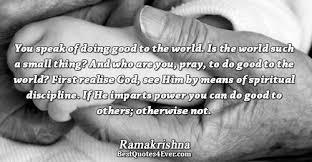 Activism Quotes Impressive Ramakrishna Quotes Best Quotes Ever