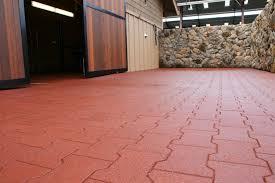 Interlocking Rubber Floor Tiles Kitchen Rubber Barn Flooring Droptom