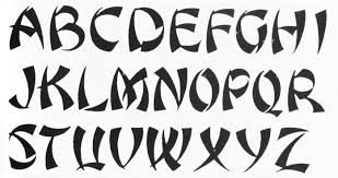 different fonts the alphabet and cool tattoo on pinterest cool designs for letters best interior design magazines sofa home software loft by boom chairs seductiveness decorating ideas f