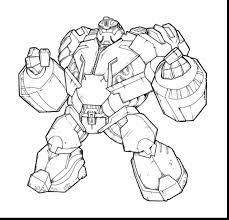 Small Picture Awesome Transformers Prime Coloring Pages Contemporary New