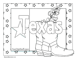 Texas Coloring Sheets Free Texas Flag Coloring Pages Longhorn Cattle